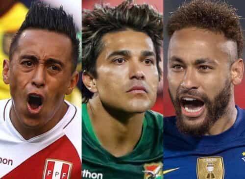 Fecha 8 de las Eliminatorias Sudamericanas