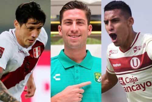 Los 3 delanteros de la Selección Peruana para la Copa América