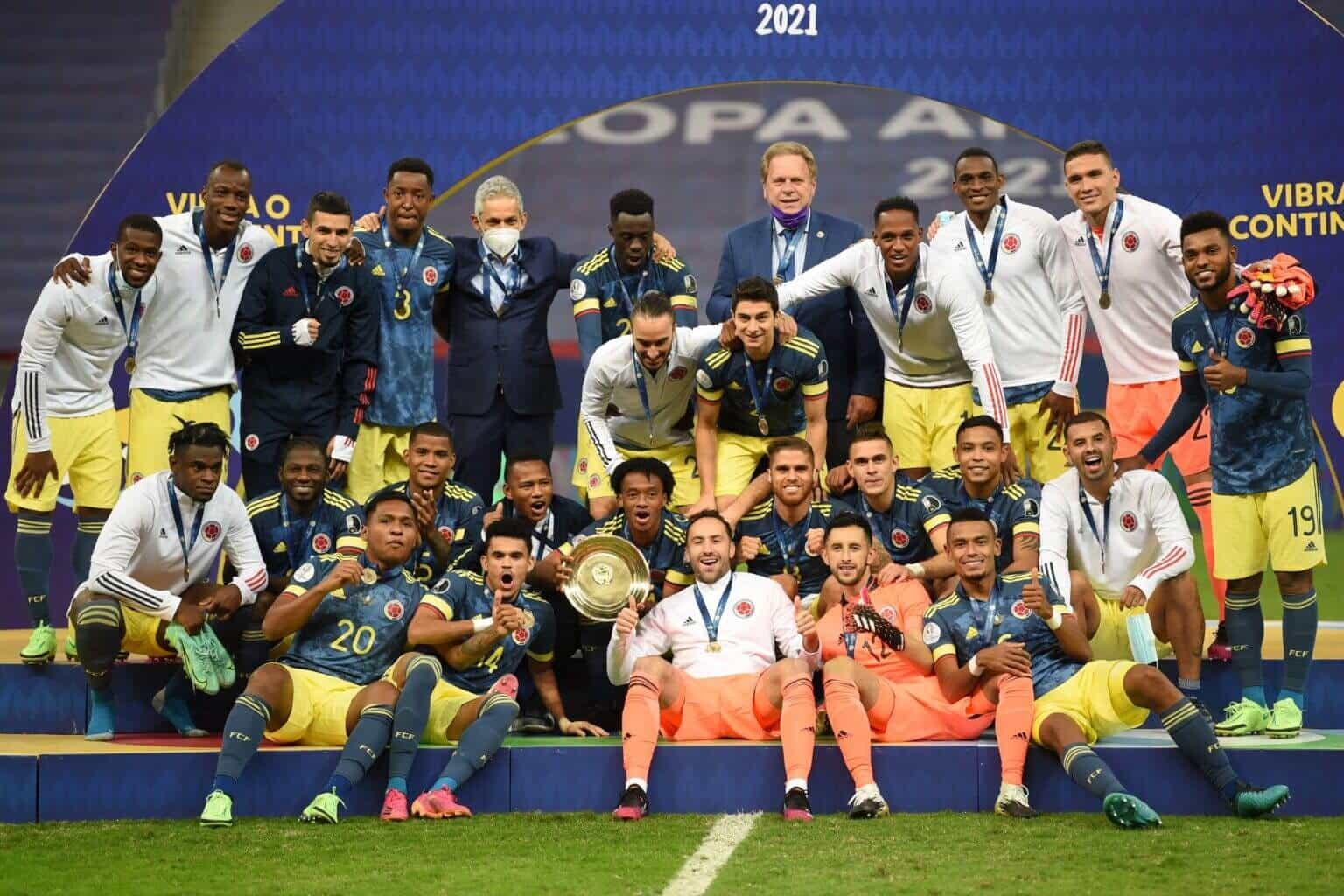 Colombia Copa América