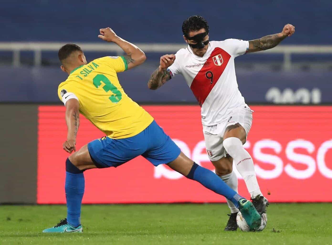 Perú y Brasil