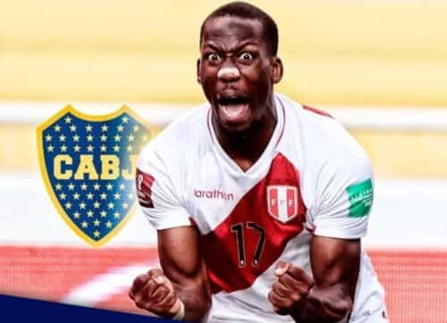 Luis Advíncula llegó a un acuerdo final con Boca Juniors