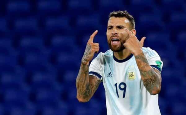 Nicolás Otamendi. jugadores  y revelaciones de la Copa América