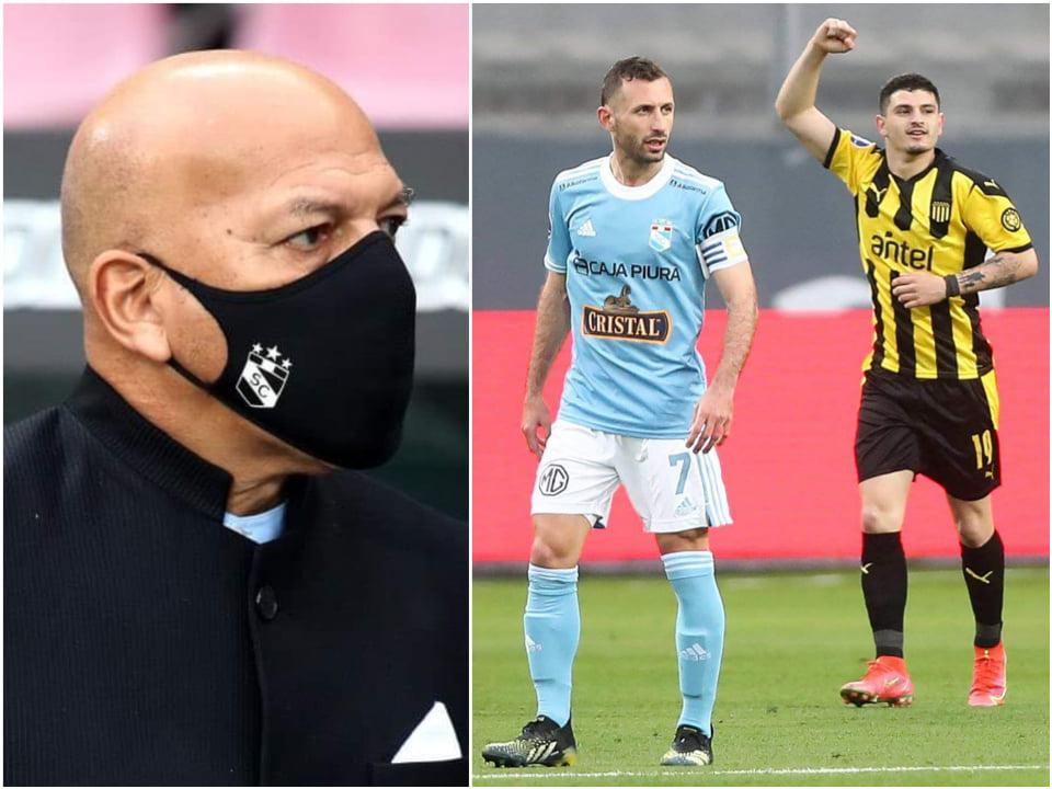 Las palabras de Roberto Mosquera tras caer ante Peñarol