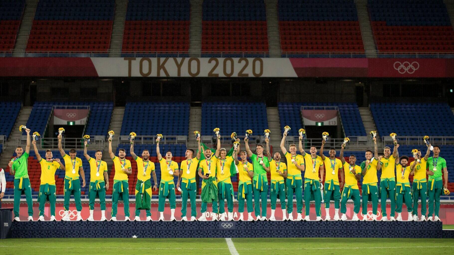 fútbol Juegos Olímpicos 2021
