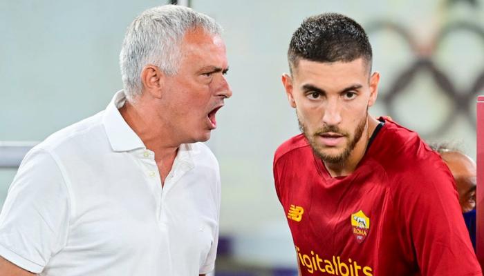 Mourinho y Roma