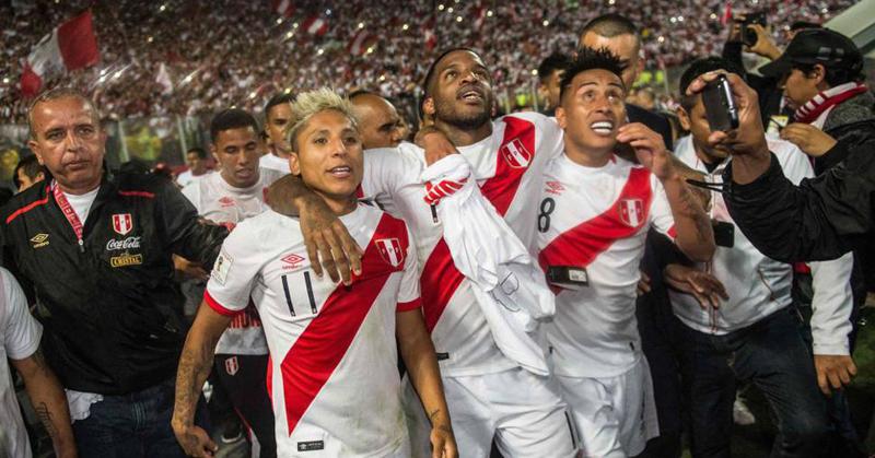 formación de la Selección Peruana