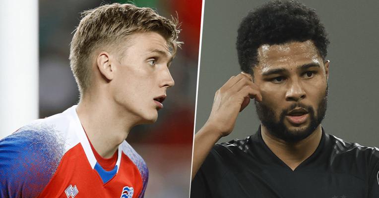 Islandia vs Alemania