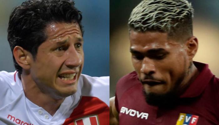 Perú y Venezuela