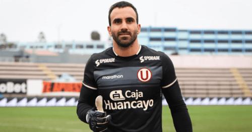 """José Carvallo: """"Sería un sueño retirarme en Universitario"""""""