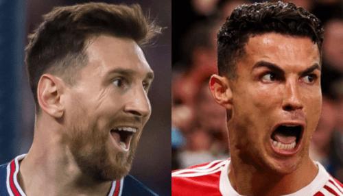 Lionel Messi y Cristiano Ronaldo volvieron a marcar en Champions