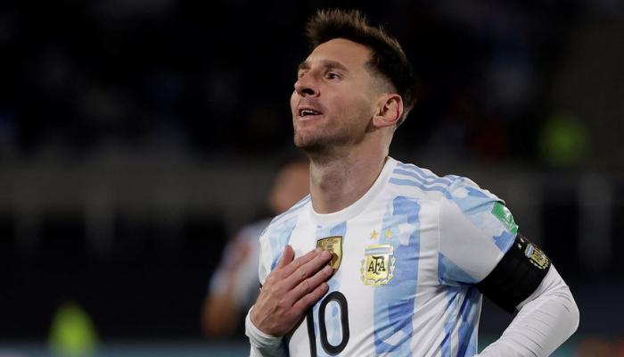 Messi vs. Uruguay