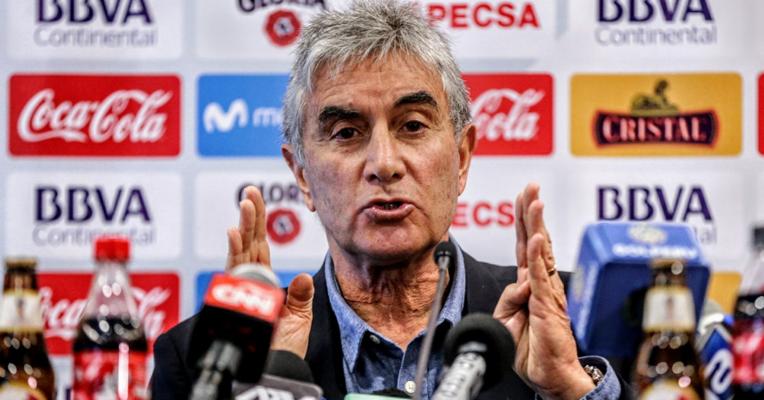 """Juan Carlos Oblitas: """"Gareca está fijo en la Selección"""""""