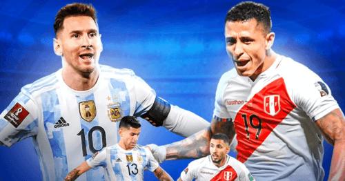 Selección Peruana: Las cuotas del duelo ante Argentina