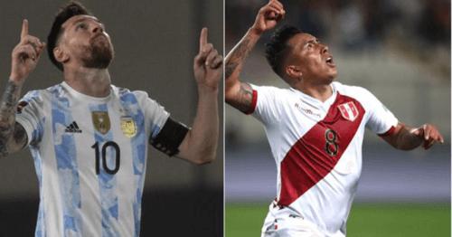 Cómo llega la Selección Peruana frente al duelo con Argentina